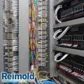 Canaleta de pvc para fios com adesivo