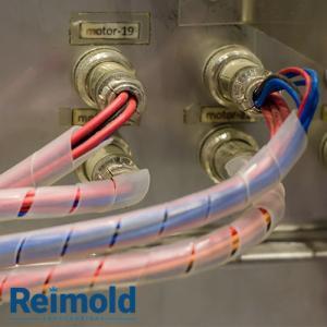 Organizador de fios e cabos